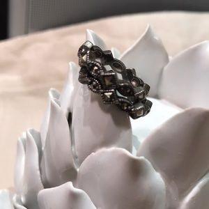 Judith Jack stacking rings